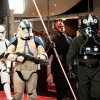 Storm Troopers, Clone Trooper and Darth Maul  at Australian Premiere of Star Wars: Episode I - The Phantom Menace 3D in Sydney
