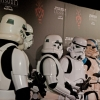 Storm and Clone Troopers  at Australian Premiere of Star Wars: Episode I - The Phantom Menace 3D in Sydney