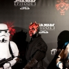 Storm Troopers and Darth Maul  at Australian Premiere of Star Wars: Episode I - The Phantom Menace 3D in Sydney