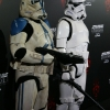 Storm and Clone Trooper at Australian Premiere of Star Wars: Episode I - The Phantom Menace 3D in Sydney