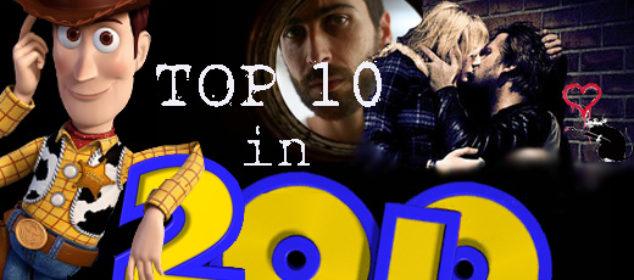 Top 10 in 2010 Banner