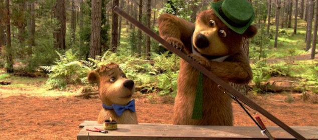 Yogi Bear still
