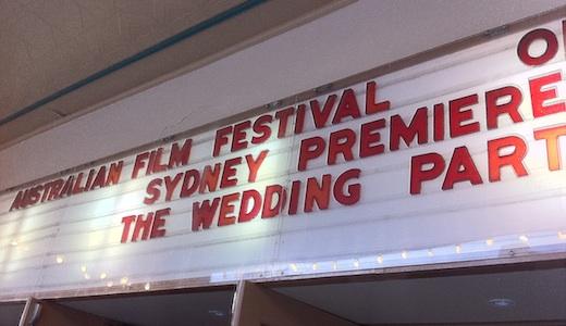 Australian Film Festival 2011 Opening Night