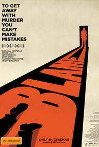 Blame poster