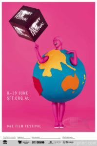 Sydney Film Festival 2011 Campaign Poster 3