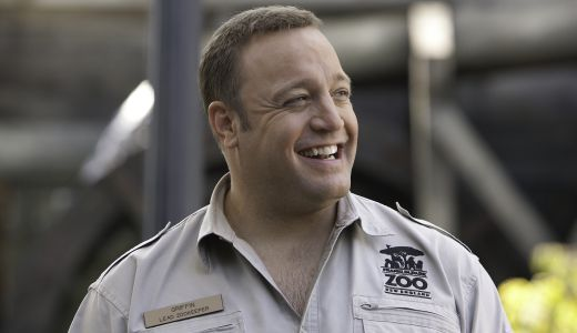 Kevin James in 'Zookeeper'