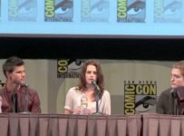 Twilight: Breaking Dawn' Panel at Comic-Con