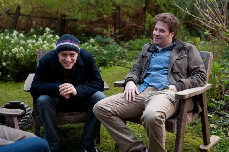 50/50 - Seth Rogen and Joseph Gordon-Levitt
