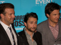 Horrible-Bosses - Sydney Event: Key Cast - Jason Sudeikis, Charlie Day and Jason Bateman