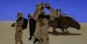 Sandtroopers Lost - 404 Error