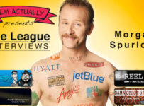 The League Interviews Morgan Spurlock