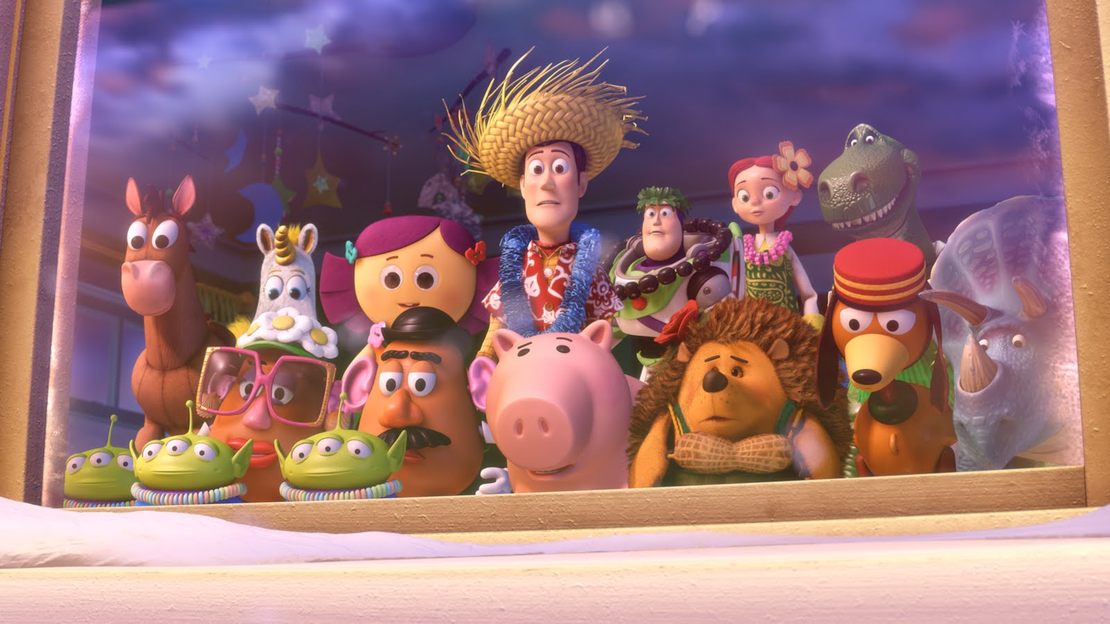 Toy Story Hawaiian Vacation
