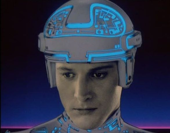 TRON - Bruce Boxleitner