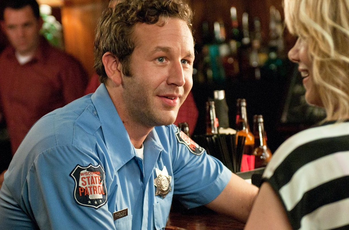 Chris O'Dowd in Bridesmaids