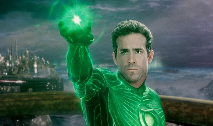 Green Lantern (Ryan Reynolds)
