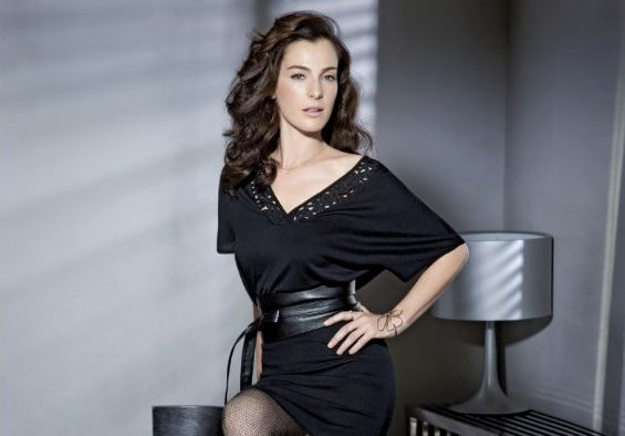 Ayelet Zurer is Superman's mother, Lara Lor-Van