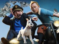 The Adventures of Tintin Standee Art