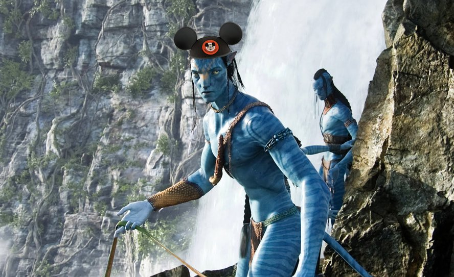 Avatar at Disney World