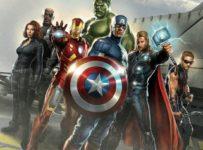 The Avengers Promo Art (2012)