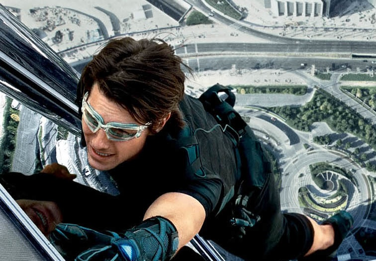 Mission: Impossible – Ghost Protocol IMAX poster