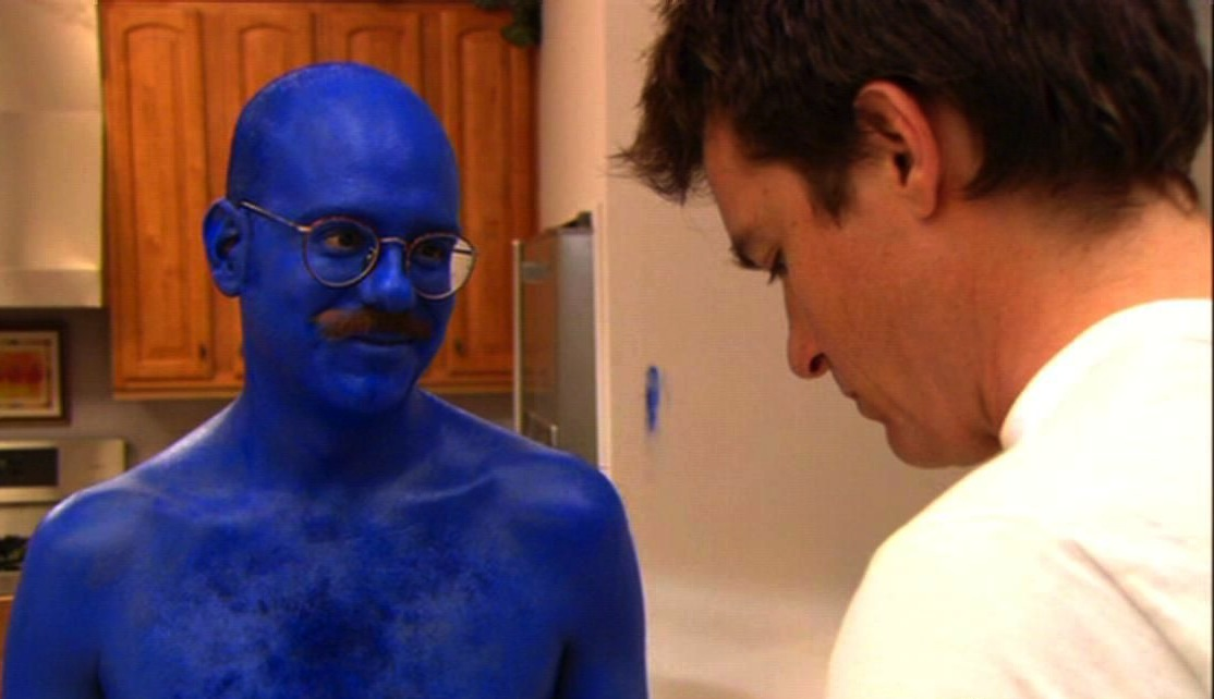 Arrested Development - Tobias and Michael - I Blue Myself