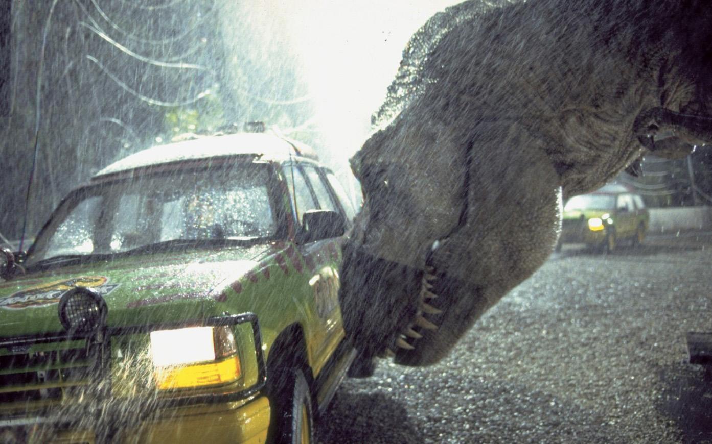 Jurassic Park - T-Rex