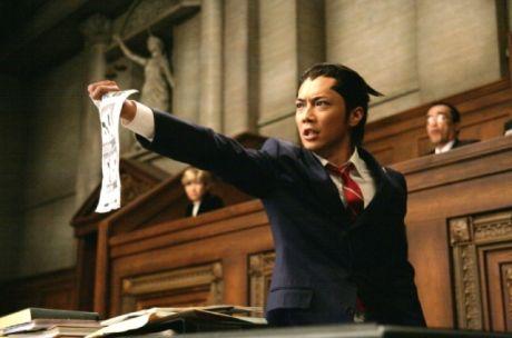 Hiroki Narimiya as Phoenix Wright