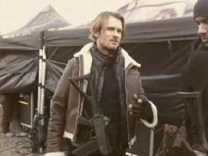 Leon Kennedy aka Johann Urb in Resident Evil: Retribution