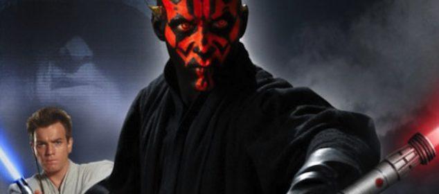 Star Wars: Episode I – The Phantom Menace 3D poster