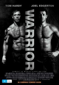 Warrior poster - Australia