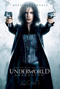 Underworld: Awakening poster (CINE 1)