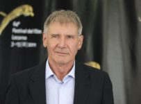 """Harrison Ford, Actor in """"Ender's Game"""""""