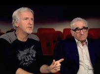 Hugo - Martin Scorsese and James Cameron