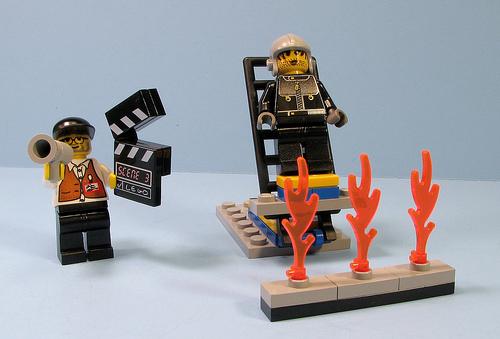 LEGO Studio Stun Man Set