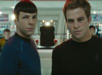 Star Trek (2009) - Kirk and Spock