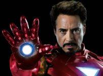 Tony Stark (Iron Man) - Robert Downey Jr in The Avengers