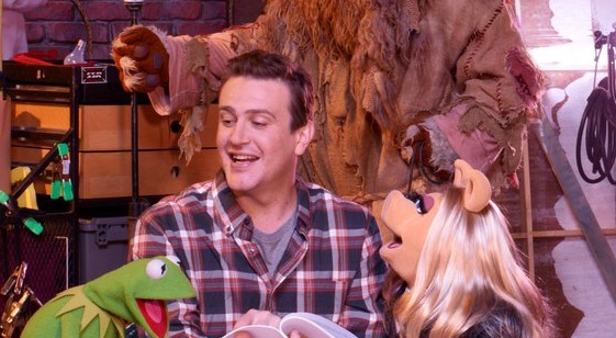 Jason Segel - The Muppets