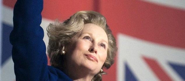 Meryl Streep is The Iron Lady