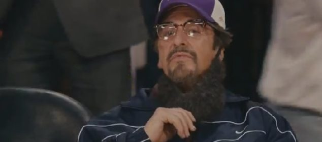 Al Pacino in Jack and Jill