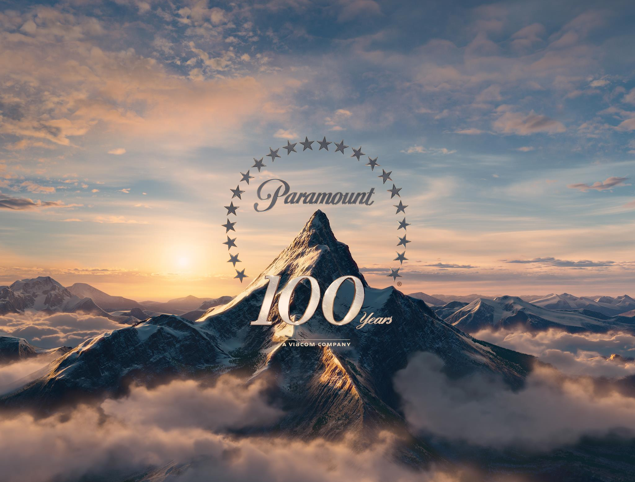 Paramount Pictures 100th Anniversary Logo