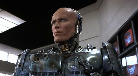 Peter Weller - Robocop