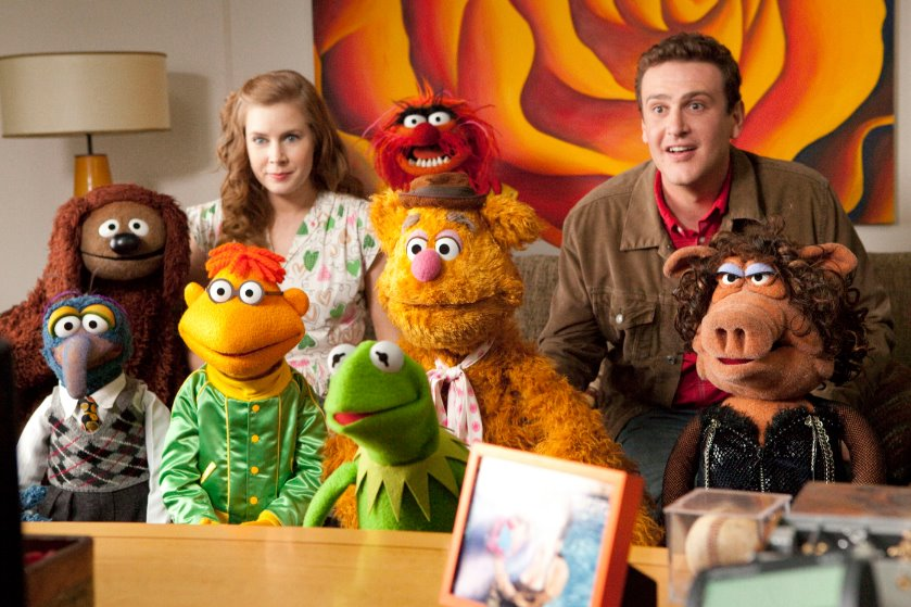 The Muppets (2011) - Jason Segel, Amy Adams and The Muppets