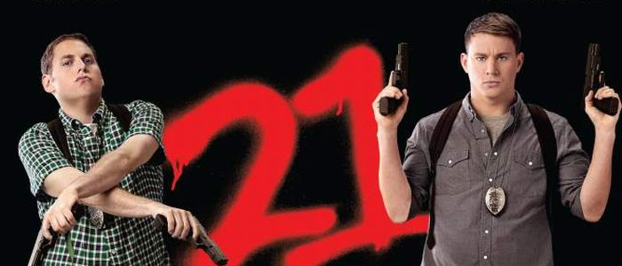 21 Jump Street poster slice - Australia