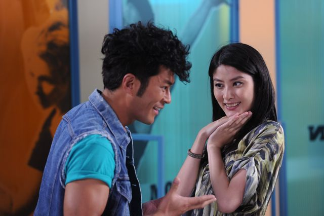 All's Well That Ends Well 2012 - Louis Koo & Kelly Chen