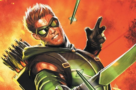 Green Arrow - New 52