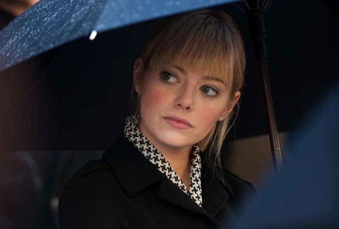 The Amazing Spider-man - Emma Stone as Gwen Stacy