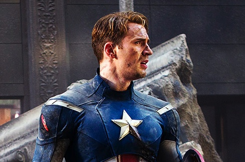 Captain America (Chris Evans) - The Avengers