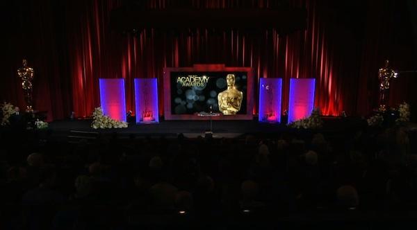 2012 Oscar Nominations