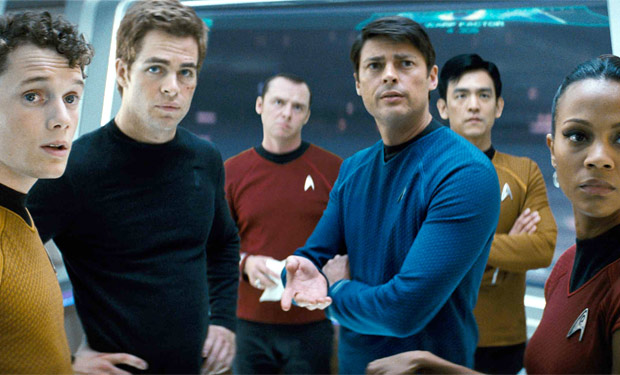 Cast of Star Trek (2009)