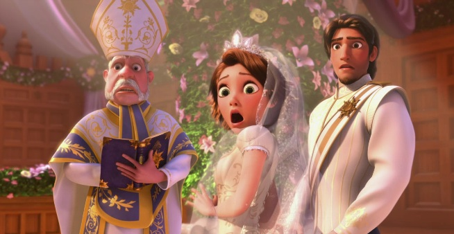 Tangled Ever After - Wedding